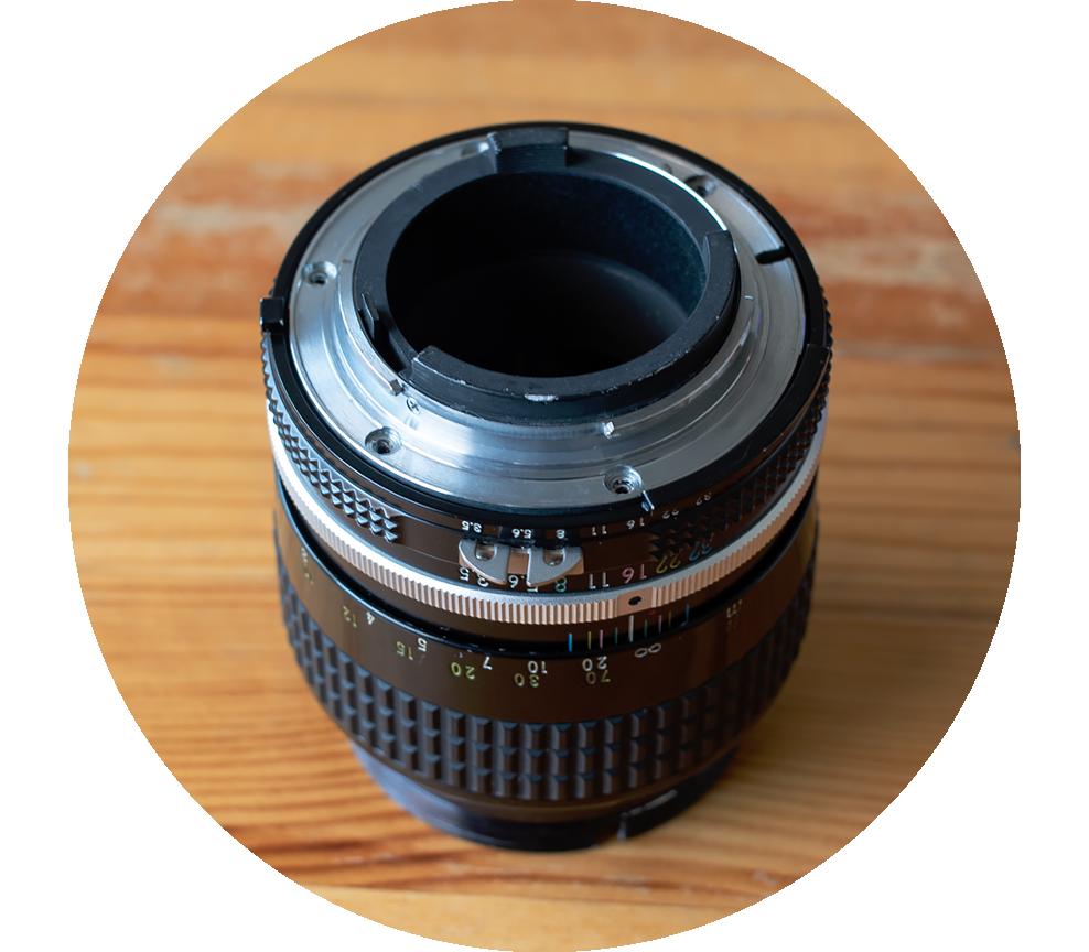 Nikon Ai NIKKOR 135mm F3.5