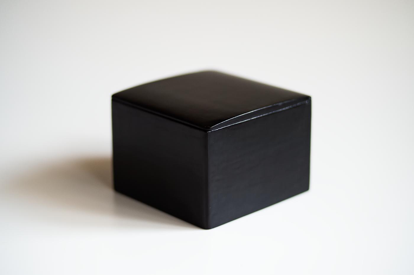 カシュー漆 小箱