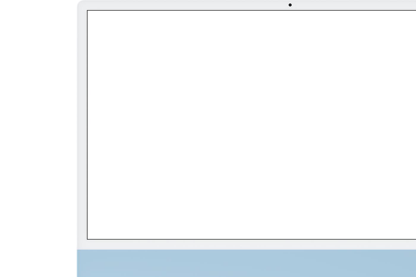 iMac2021 白ベゼル